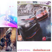 بازی Crash Time 5 Undercoverمخصوص XBOX360