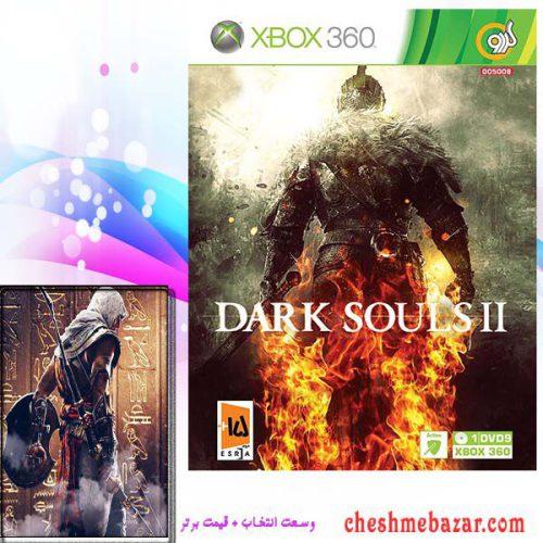 بازی DARK SOULS 2مخصوص XBOX360 نشر گردو