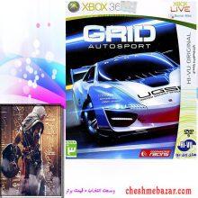 بازی GRID AUTOSPORT مخصوص XBPX360