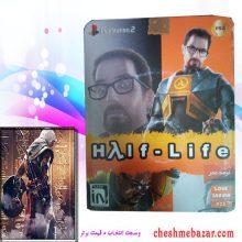 بازی HALF LIFE مخصوص PS2