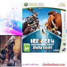 بازی ICE AGE 4 مخصوص XBOX360
