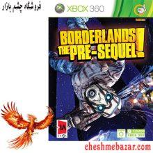 بازی BORDERLANDS the pre-sequel مخصوص xbox360