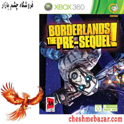 بازی BORDERLANDS the pre-sequelمخصوص xbox360