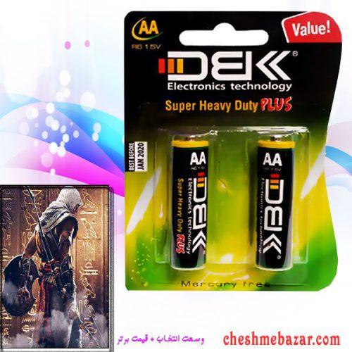 باتری قلمی DBK مدل Super Heavy Duty Plus