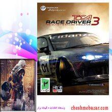 بازی TOCA RACER DRIVER 3مخصوص کامپیوتر نشر پرنیان