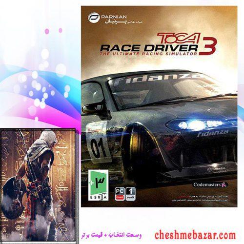 بازی کامپیوترTOCA RACER DRIVER 3 نشر پرنیان