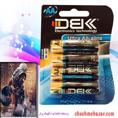 باتری قلمی DBK مدل Ultra Alkaline