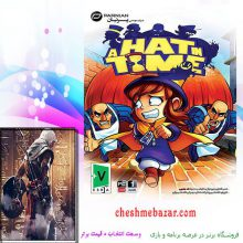 بازی A HAT IN TIME مخصوص PC