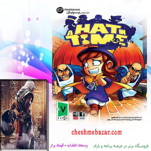 بازی A HAT IN TIME