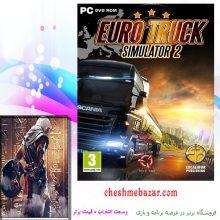 بازی EURO TRUCK2 SIMULATOR مخصوص PC