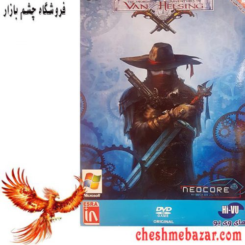 بازی The Incredible Adventures of Van Helsing مخصوص pc