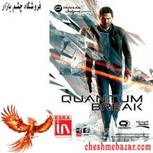 بازی QUANTUM BREAK مخصوص PC