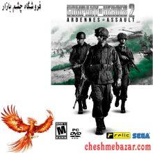 بازی COMPANY OF HEROES 2 مخصوص PC
