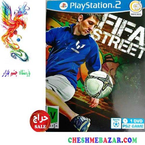 بازی FIFA Street مخصوص پلی استیشن2