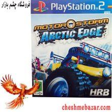 بازی MOTORSTORM arctic edge مخصوص ps2