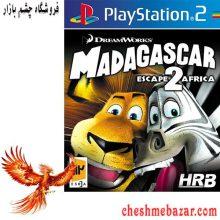 بازی Madagascar Escape 2 Africa مخصوص پلی استیشن2