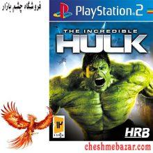 بازی The Incredible Hulk مخصوص پلی استیشن2