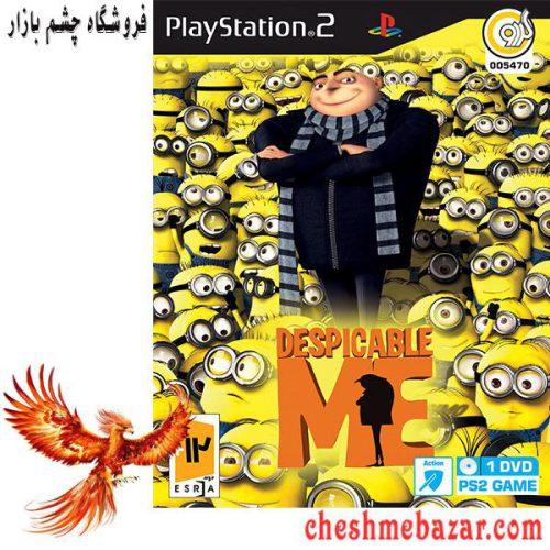 بازی DESPICABLE ME مخصوص ps2 نشر گردو