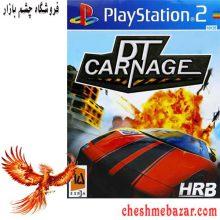 بازی DT CARNAGE مخصوص PS2
