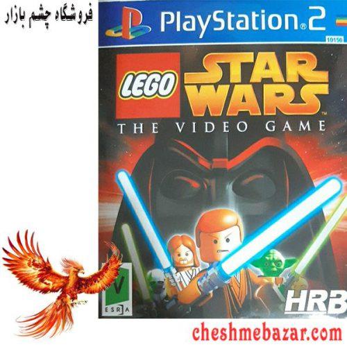 بازی LEGO STAR WARS مخصوص PS2