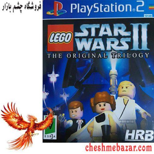 بازی LEGO STAR WARS 2 مخصوص PS2 نشر HRB
