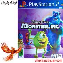 بازی MONSTERS INC مخصوص PS2