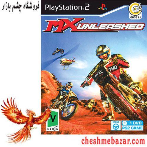 بازی MX UNLEASHED مخصوص PS2 نشر گردو