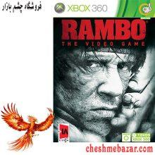 بازی RAMBO the video game مخصوص xbox360