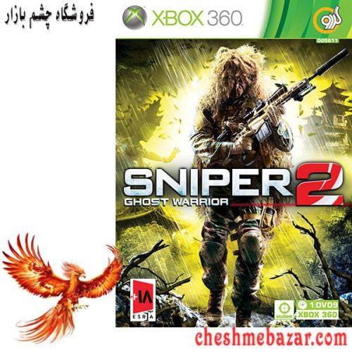 بازی SNIPER GHOST WARRIOR 2 مخصوص XBOX360