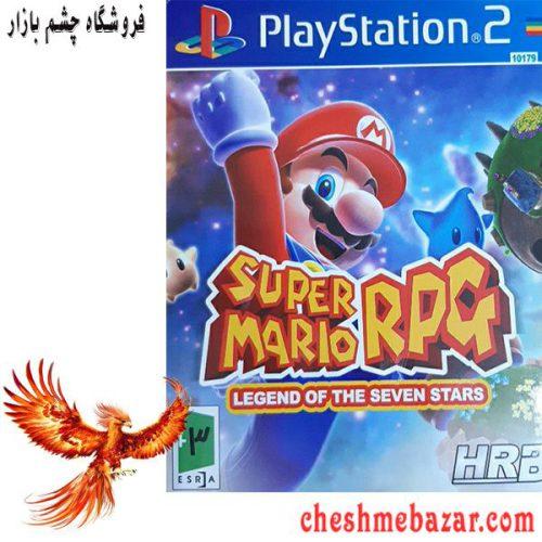 بازی SUPER MARIO RPG مخصوص PS2