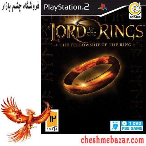 بازی THE LORD OF THE RINGS مخصوص PS2 نشر گردو