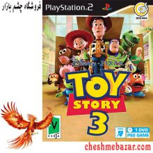 بازی TOY STORY 3 مخصوص PS2 نشر گردو