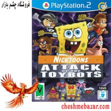 بازی ATTACK OF THE TOYBOTS مخصوص PS2