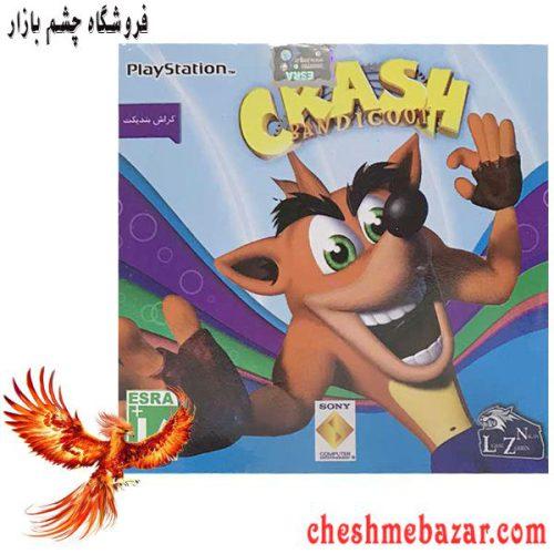 بازی CRASH BANDICOOT مخصوص PS1