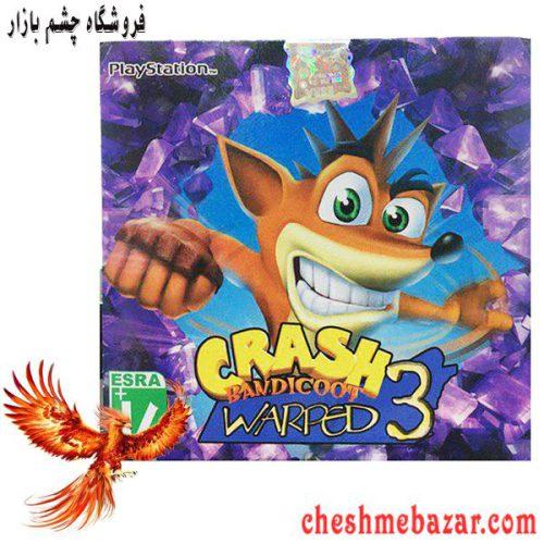 بازی Crash Bandicoot 3 مخصوص PS1