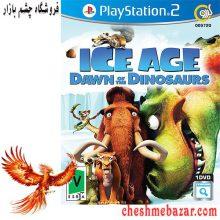 بازی Ice Age Dawn of the Dinosaurs مخصوص ps2