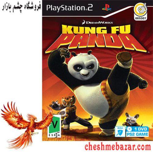 بازی KUNG FU PANDA مخصوص PS2 نشر گردو