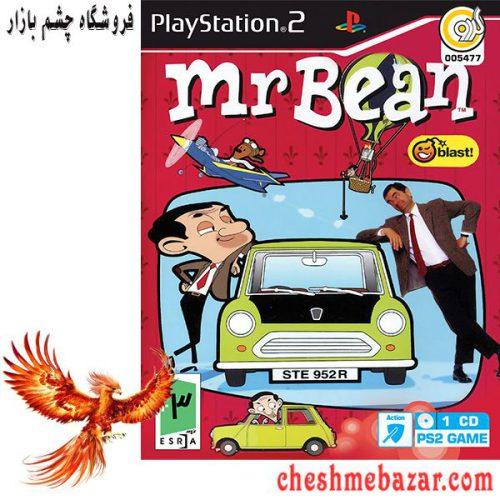 بازی Mr Bean مخصوص PS2 نشر گردو