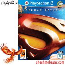 بازی Superman Returns مخصوص PS2 نشر گردو