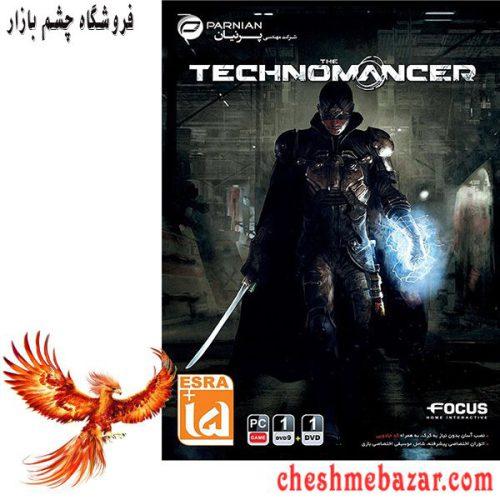 بازی THE TECHNOMANCER مخصوص PC نشر پرنیان