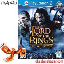 بازی The Lord of the Rings The Two Towers مخصوص PS2 نشر گردو
