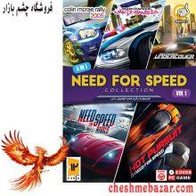 مجموعه بازی های NEED FOR SPEED مخصوص PC نشر گردو