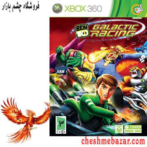 بازی BEN 10 Galactic Racing مخصوص xbox360 نشر گردو