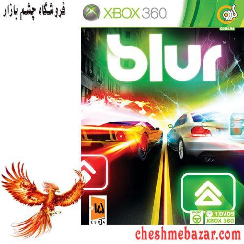 بازی BLUR مخصوص XBOX360 نشر گردو