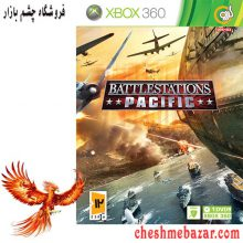 بازی Battlestations Pacific مخصوص XBOX360 نشر گردو