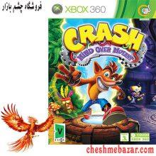 بازی Crash Mind Over Mutant مخصوص XBOX360 نشر گردو