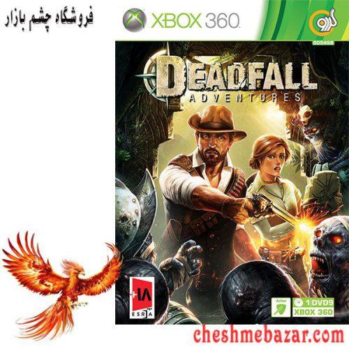 بازی Deadfall Adventures مخصوص XBOX360 نشر گردو