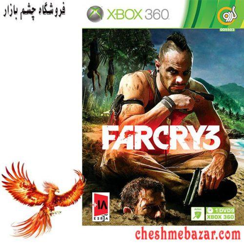 بازی FARCRY 3 مخصوص XBOX360 نشر گردو
