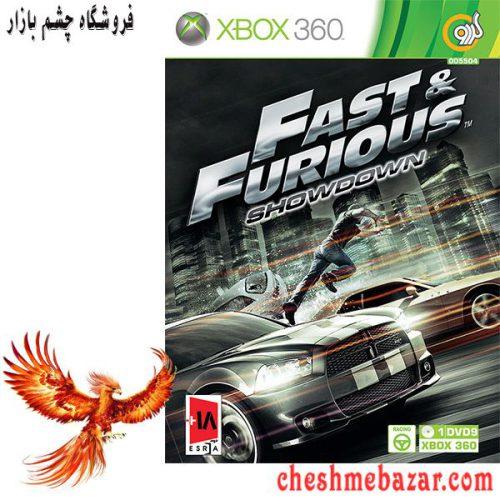 بازی Fast & Furious Showdown مخصوص XBOX360 نشر گردو