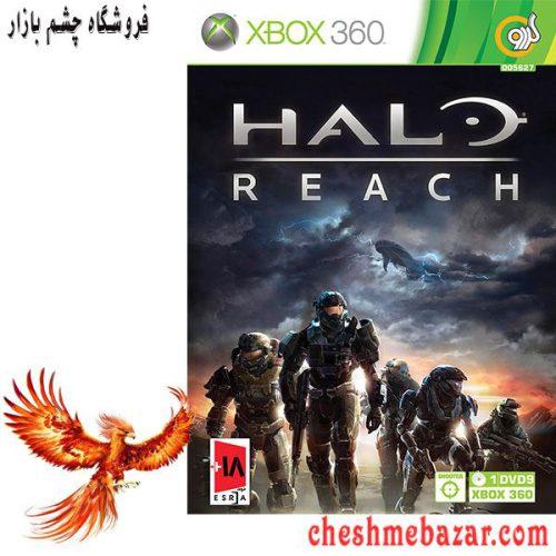 بازی HALO REACH مخصوص XBOX360 نشر گردو